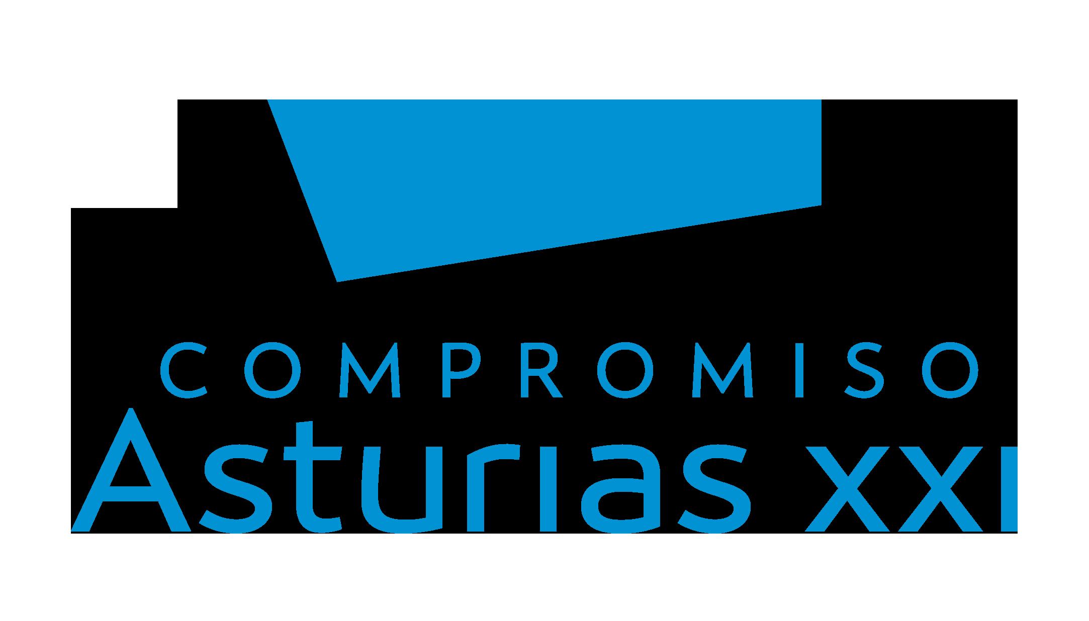 Logo compromiso asturias xxi vertical 828